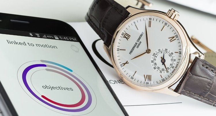MAZZARESE Launches the Horological Smartwatch by Frederique Constant